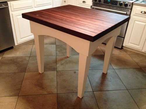 Care and Maintenance for Butcher Blocks, Countertops, and Kitchen Islands